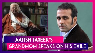 Journalist Aatish Taseer's Grandmother Speaks After Govt Revokes His Overseas Indian Citizenship