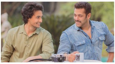 Aayush Sharma: 'Salman Bhai Inspires Entire Country When It Comes to Fitness'