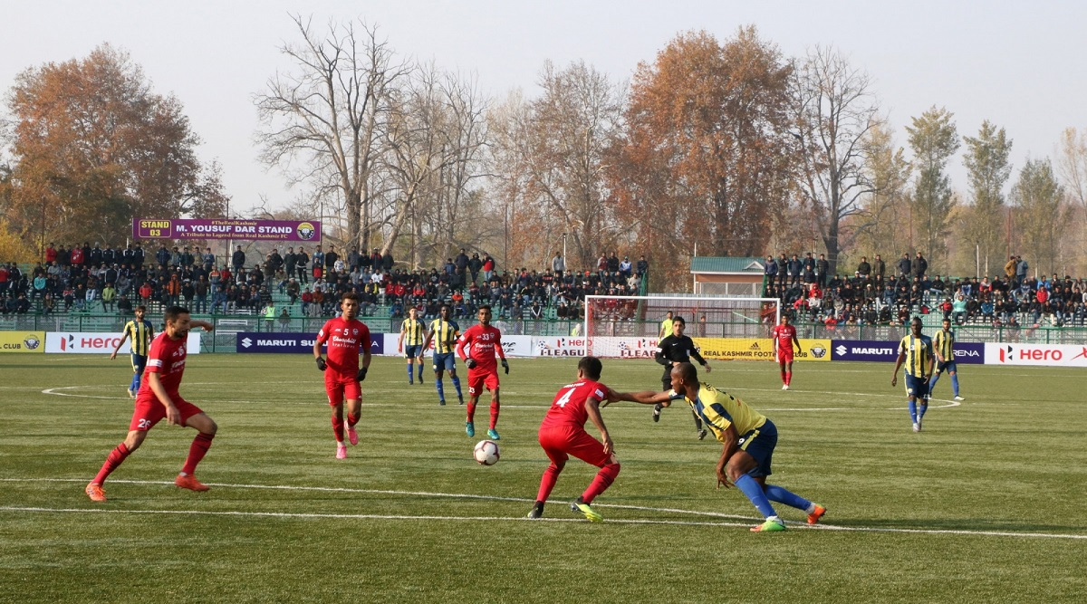 Documentary on Real I-League's Kashmir FC Wins 'BAFTA Scotland' Award