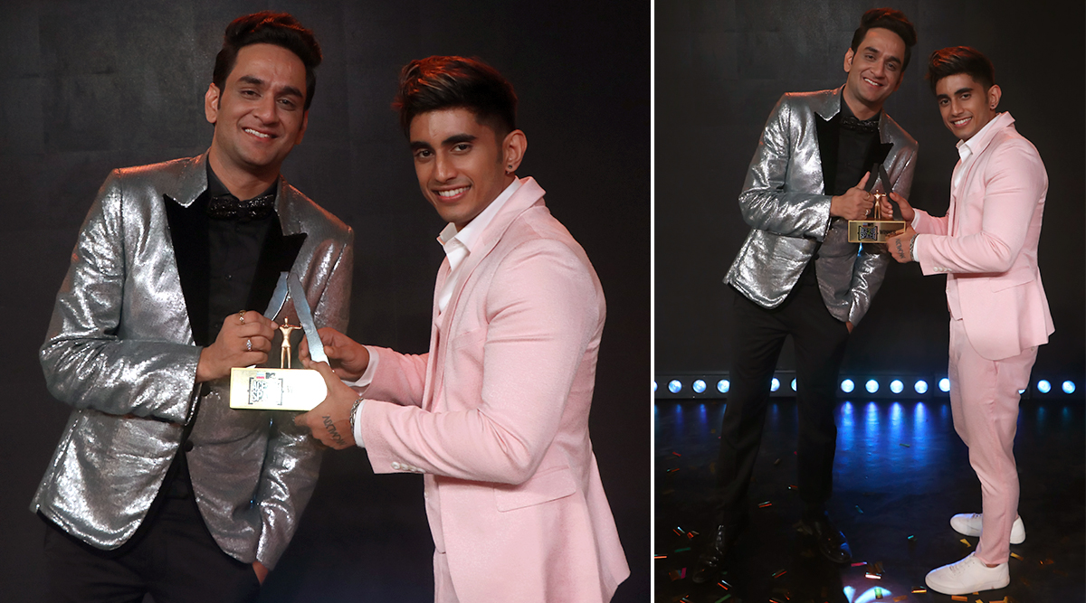 MTV Ace of Space 2: Salman Zaidi Is The Winner Of Vikas Gupta's Show, Adnan Shaikh and Baseer Ali Are The First and Second Runner-Up Respectively