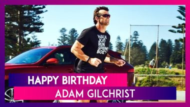 Happy Birthday Adam Gilchrist: Lesser Known Things About Explosive Australian Wicket-Keeper-Batsman