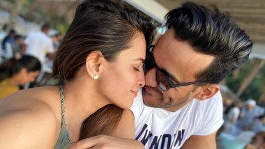 Nach Baliye 9 Runner-Up Jodi Anita Hassanandani and Rohit Reddy Enjoy a Romantic Vacay in Goa (View Pics)