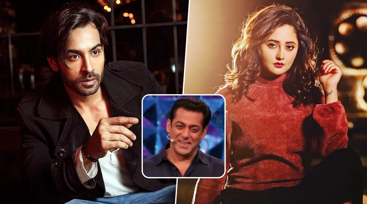 Bigg Boss 13: Did Salman Khan Hint That Colors Channel Spread Rumours of Rashami Desai and Arhaan Khan's Marriage Inside The House?