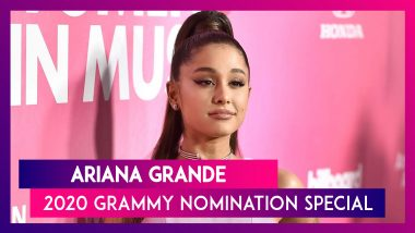 Ariana Grande Grammy 2020 Nomination Special: Take A Look At The Thank U, Next Singer's Past Wins