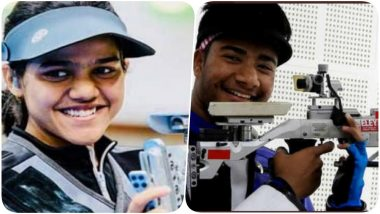 India's Medal Tally at Asian Shooting Championships 2019: Srikanth Dhanush, Shreya Agrawal & Khushi Saini Clinch Gold, Silver & Bronze
