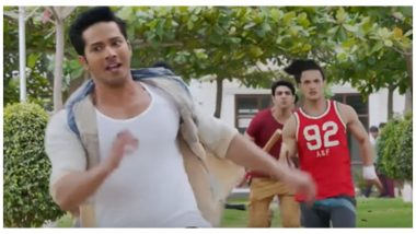 Bigg Boss 13: Asim Riaz Featured in Varun Dhawan's Main Tera Hero, Watch Their Fight Scene Here