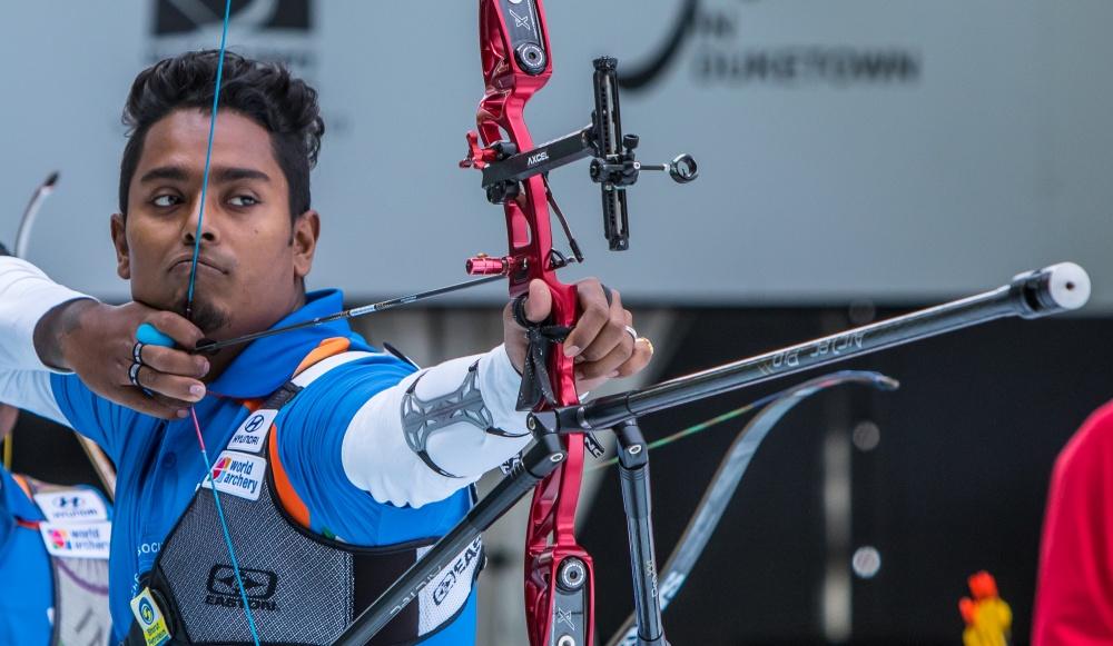 Atanu Das Wins Second Bronze Medal at Asian Archery Championship 2019