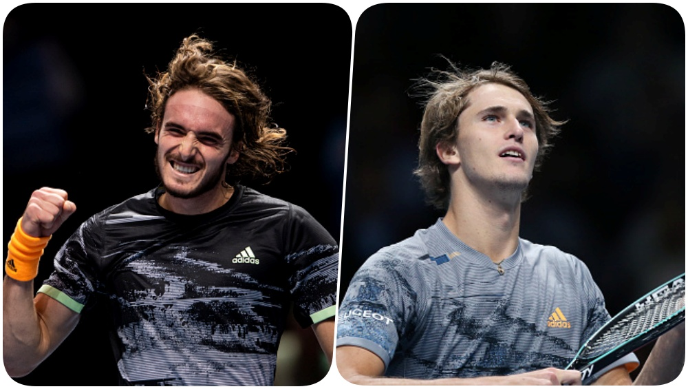 Stefanos Tsitsipas vs Alexander Zverev, ATP Finals 2019 Live Streaming & Match Time in IST: Get Telecast & Free Online Stream Details of Group Stage Match in India