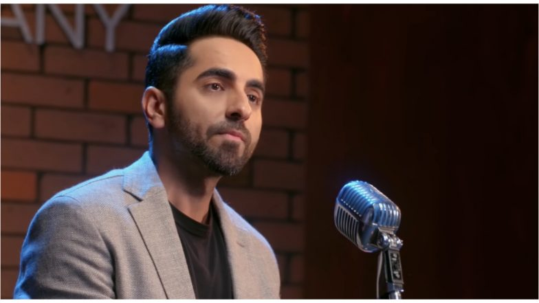 Ayushmann Khurrana's Poem About Breaking Stereotypes of Masculinity Is Worth Your Time (Watch Video)