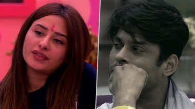 BB 13 Episode 26 Update | 5 Nov 2019: Sidharth Shukla Thrown Out, Shehnaaz Gill Cries For The Actor