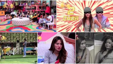 Bigg Boss 13 Day 49 Highlights: Sidharth Shukla, Arti Singh, Rashami Desai, Devoleena Bhattacharjee and Khesari Lal Yadav Are Nominated, The House Enjoys Some Much Needed Down Time