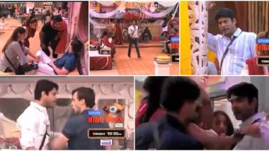 Bigg Boss 13 Day 50 Preview: Asim Riaz Calls Sidharth Shukla A 'Loser', Duo Push Each Other And Get Physical (Watch Video)
