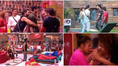 Bigg Boss 13 Day 52 Live Updates: Yet Another Day of Sidharth Shukla and Asim Riaz's Fight, Accompanied By Paras Chhabra And Mahira Sharma VS Shefali Jariwala and Himanshi Khurana
