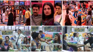 Bigg Boss 13 Day 53 Live Updates: Himanshi Khurana Pushes Shehnaaz Gill