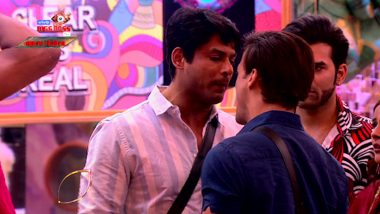 Bigg Boss 13 Episode 36 Updates | 19 Nov 2019: Asim Riaz And Sidharth Shukla End Their Friendship
