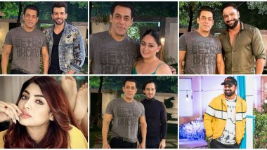 Bigg Boss 13: Paras Chhabra's Girlfriend Akanksha Puri, Asim Riaz's Brother Umair Riaz and Shefali Jariwala's Husband Parag Tyagi To Grace Salman Khan's Show