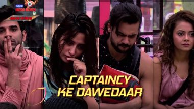 Bigg Boss 13 Episode 33 Sneak Peek | 14 Nov 2019: BB Punishes Captain Contenders for Oversleeping