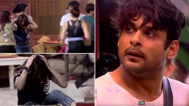 Bigg Boss 13 Episode 26 Sneak Peek 02| 5th Nov 2019: Sidharth Gets Kicked Out Of The House