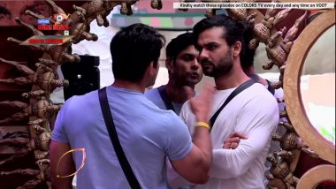 Bigg Boss 13 Episode 32 Sneak Peak | 13 Nov 2019: Sidharth Shukla Brainwashing Vishal Aditya Singh?