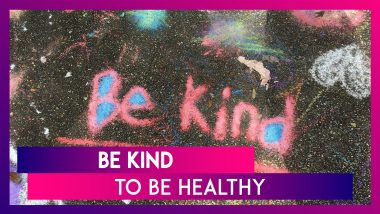 Here's How Being Kind Makes You Healthier And Happier: World Kindness Day 2019