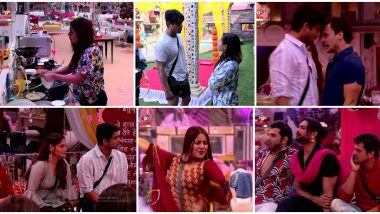 Bigg Boss 13 Day 50 Live Updates: Shehnaaz Gill Takes Her 'Badla' On The Housemates, Paras Chhabra Sheds His Shirt For Her