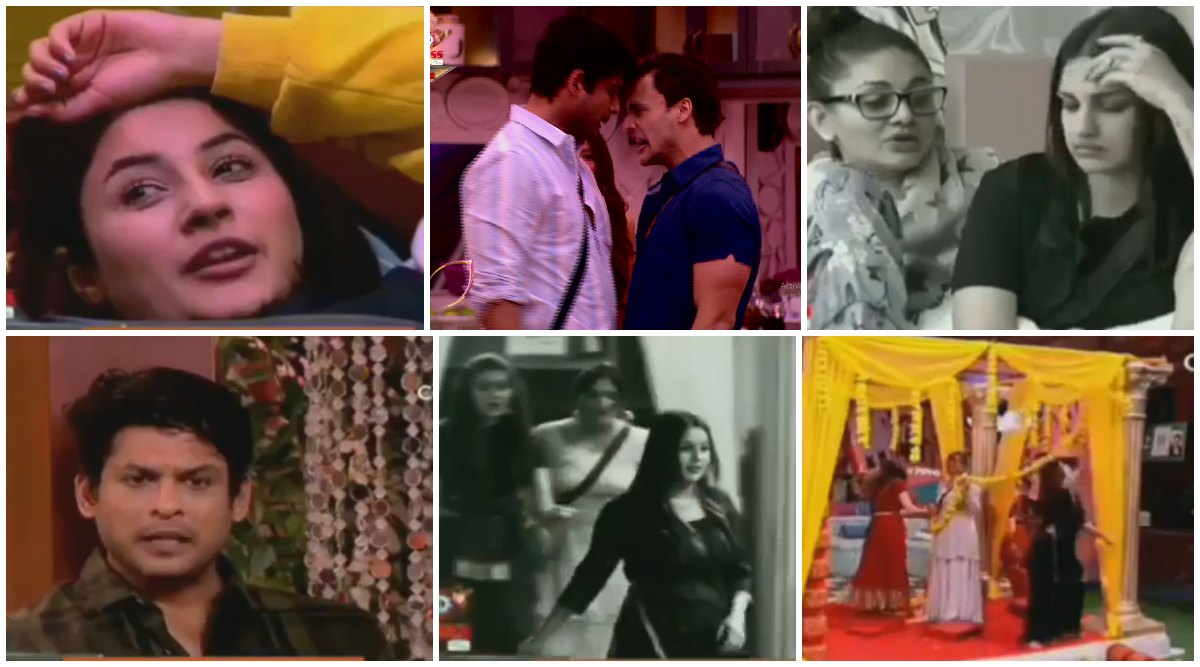 Bigg Boss 13 Day 51 Preview: Asim Riaz and Sidharth Part Ways For Good, Shehnaaz Gill Suffers Another Meltdown And Destroys The Wedding Mandap (Watch Video)
