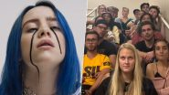 Billie Eilish Song Mashup by Arizona University Students Will Blow Your Mind! (Watch Video)