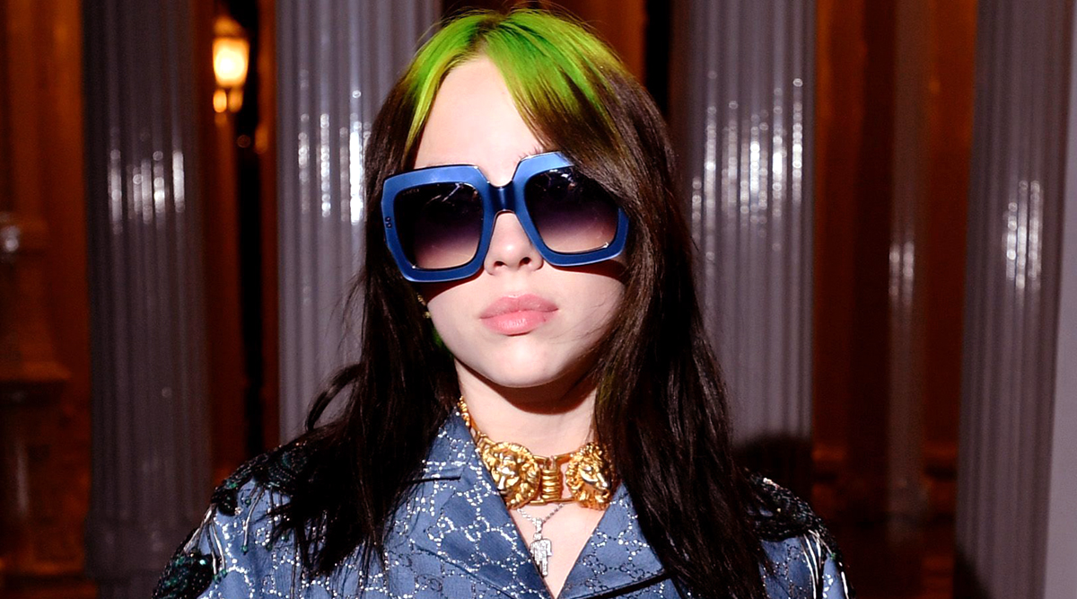 Billie Eilish Accidently Hits Her Mouth With Mic, but Its American Singer's Cute Reaction That's Winning the Internet! (Watch Viral Video)