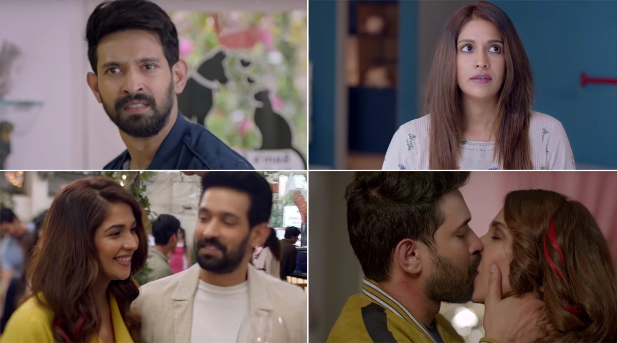 Broken But Beautiful Song Teri Hogaiyaan: Vikrant Massey and Harleen Sethi's Latest Track Hits All the Right Chords (Watch Video)