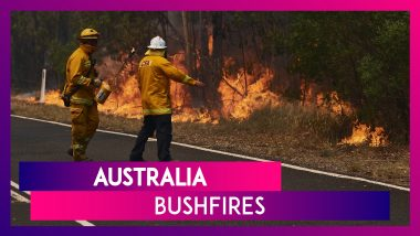 Australia Bushfires: Death Toll Rises As Risk Spreads Towards West