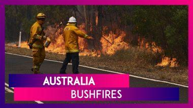 Australia Bushfires: Death Toll Rises As Risk Spreads Towards West