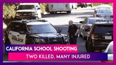 California Shooting: Two Killed, Several Injured After 16-Year-Old Boy Opens Fire Near US School