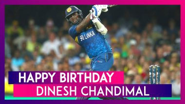 Dinesh Chandimal Birthday Special: Lesser Known Things About Sri Lanka Cricketer