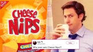 Cheese Nips Funny Memes Go Viral After Few Boxes Get Recalled for Containing Plastic Bits, but Netizens Can't Remember the Last Time They Ate the Snack!