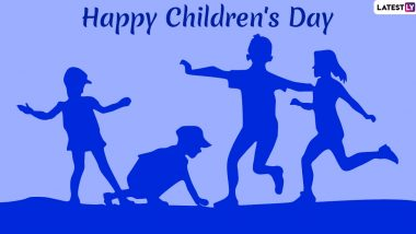 Happy Children's Day 2019 Wishes: Bal Diwas Images, Greetings and Children's Day Messages Take Over Twitter to Mark Jawaharlal Nehru's Birthday