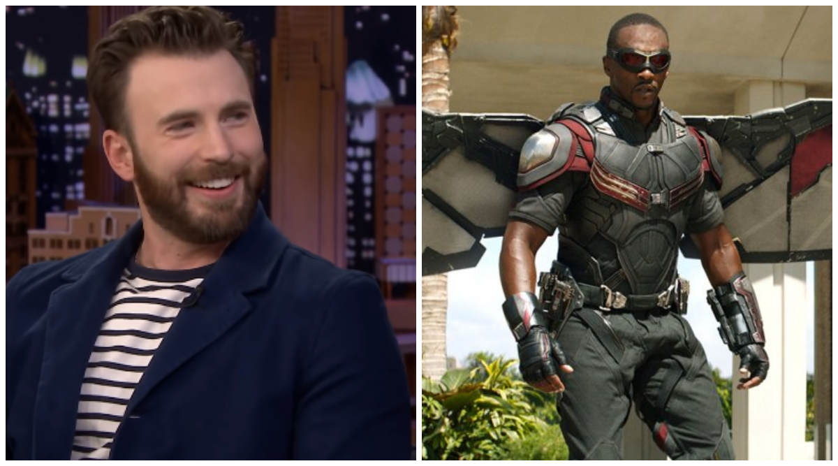 Chris Evans Spoiled Avengers: Endgame Ending for Anthony Mackie but It Has a Sweet Twist (Watch Video)