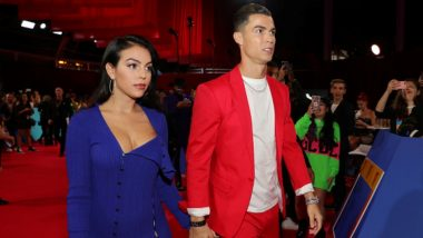 Cristiano Ronaldo's Girlfriend Georgina Rodriguez Reportedly Suffers an 'Attack of Jealousy' After Rita Pereira Hugs the Star Footballer Enthusiastically