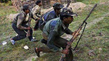 Chhattisgarh: CRPF Jawan Martyred in Encounter With Naxals in Bijapur
