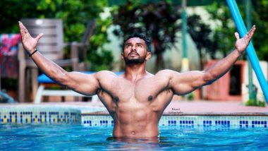 Dhanasekar Sakthivel Is an Athlete Who Can Win the Dream Title Of Mr Olympia
