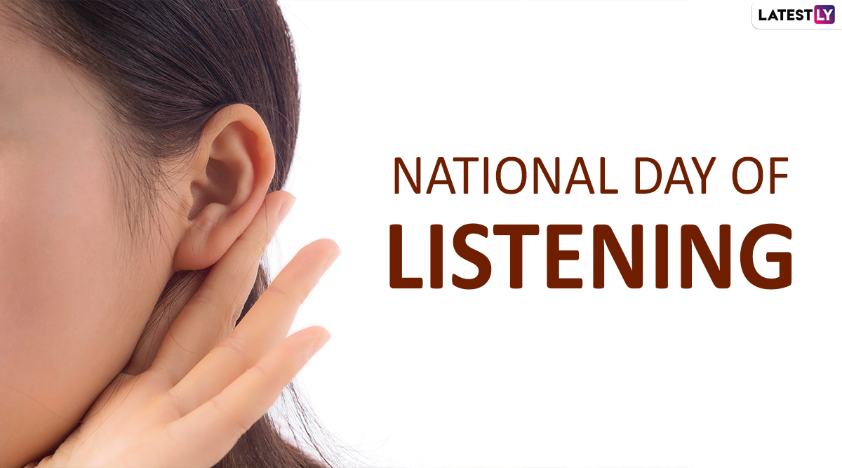 National Day of Listening 2019 Date: History, Significance and Observance Associated on This Day