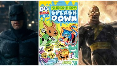 DCEU's Release Roster Out! Here's when The Batman, Super Pets, Black Adam Will Hit The Theaters