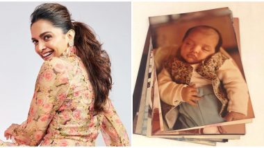 Deepika Padukone Posts Her Baby Pictures Because We Needed More Reasons to Think How Cute She Is (See Pics)