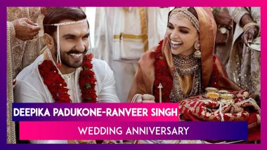 Deepika Padukone-Ranveer Singh Wedding Anniversary: 10 Couple Pics They Have Posted Since Last Year