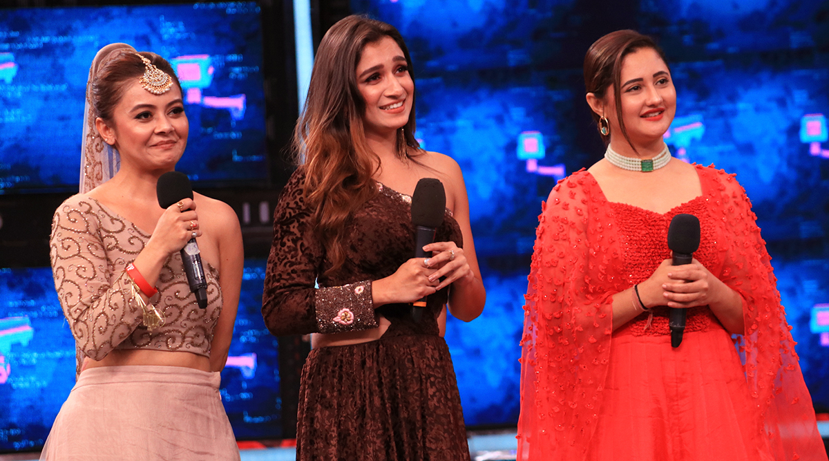 Bigg Boss 13: It's The End of The Bigg Boss Journey For Rashami Desai, Devoleena Bhattacharjee and Shefali Bagga