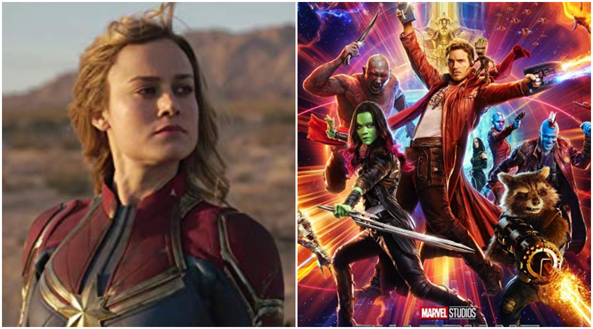 Disney's 5 New Marvel Movie Release Dates Through 2023 Could Include Captain Marvel Sequel, Guardians of the Galaxy Vol 3