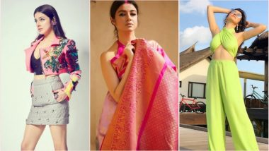 Divya Khosla Kumar Looks Dreamy in 'Yaad Piya Ki Aane Lagi' Song, Here Are Six Instagram Pictures That Shows the Actress' Devotion to Fashion