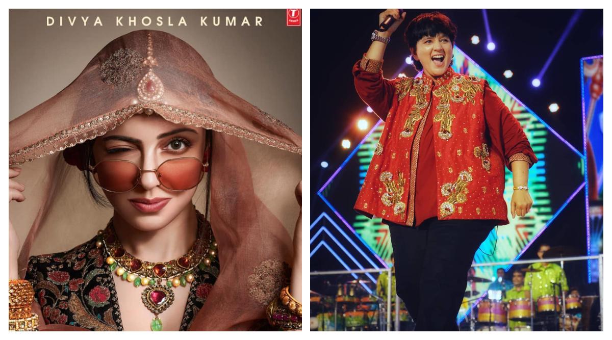 Exclusive! Divya Khosla Kumar On Falguni Pathak's Reaction to Yaad Piya Ki Aane Lagi Remake: 'She Really Liked It' (Watch Video)