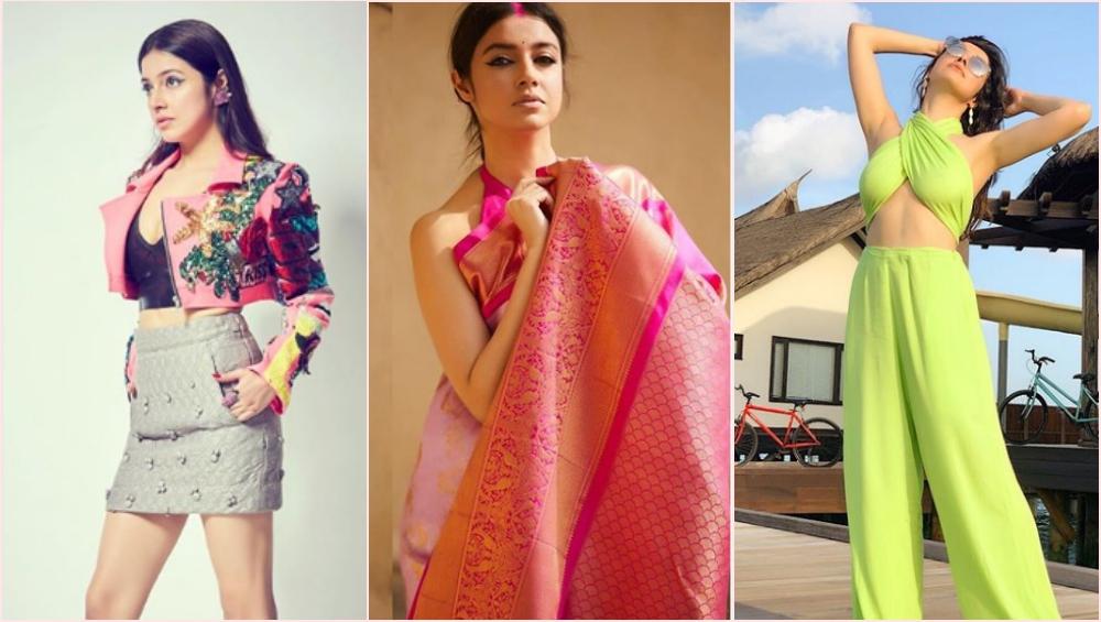 Divya Khosla Kumar Looks Dreamy in 'Yaad Piya Ki Aane Lagi' Song; 6 Instagram Pictures That Show the Actress' Devotion to Fashion