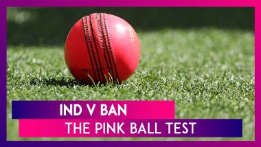 India vs Bangladesh, 2nd Test at Kolkata Preview: Pink Ball In Focus