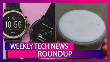 Weekly Tech News Roundup: Vivo Y19, Samsung Galaxy S11, Disney Plus, Realme X2 Pro, Apple Air Pods, Mi Smart Band 3i & More